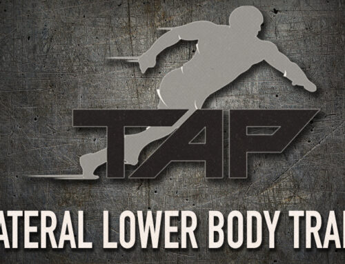 Unilateral Lower Body Training